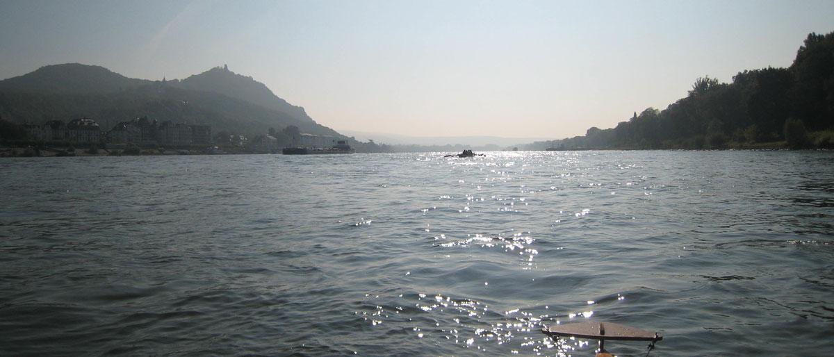 Rhein-Drachenfels-Boot-F-Stender